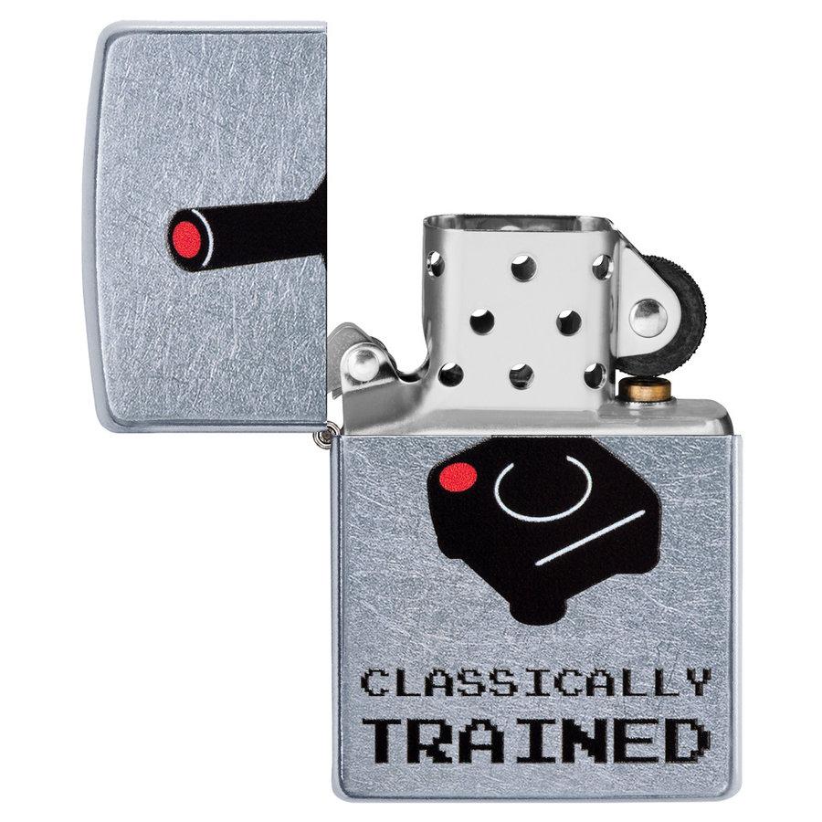 Lighter Zippo Classically Trained Joystick