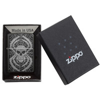 Aansteker Zippo Spider Skull
