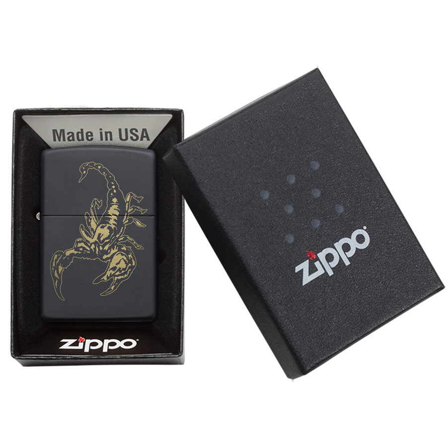 Aansteker Zippo Scorpion