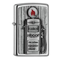 Aansteker Zippo Gas Pump Emblem