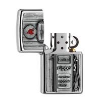 Lighter Zippo Gas Pump Emblem
