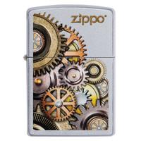 Aansteker Zippo Metallic Gears