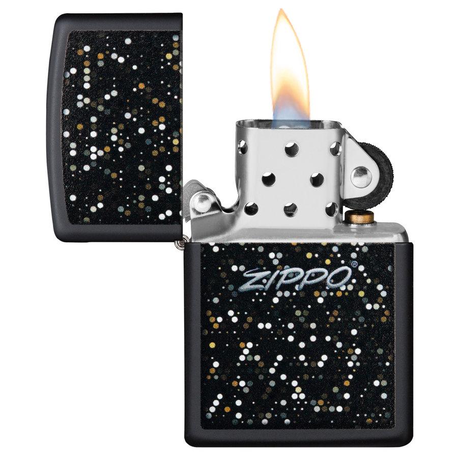 Lighter Zippo Geometric Mosaik
