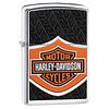 Zippo Aansteker Zippo Harley Davidson Logo
