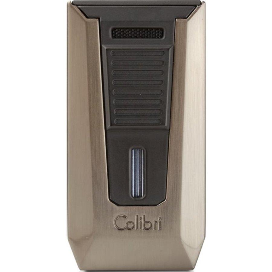 Lighter Colibri Slide Gunmetal/Black