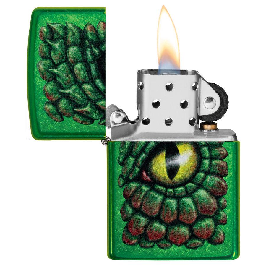 Lighter Zippo Dragon Eye