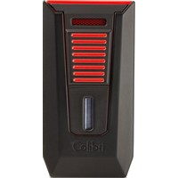 Aansteker Colibri Slide Black/Red