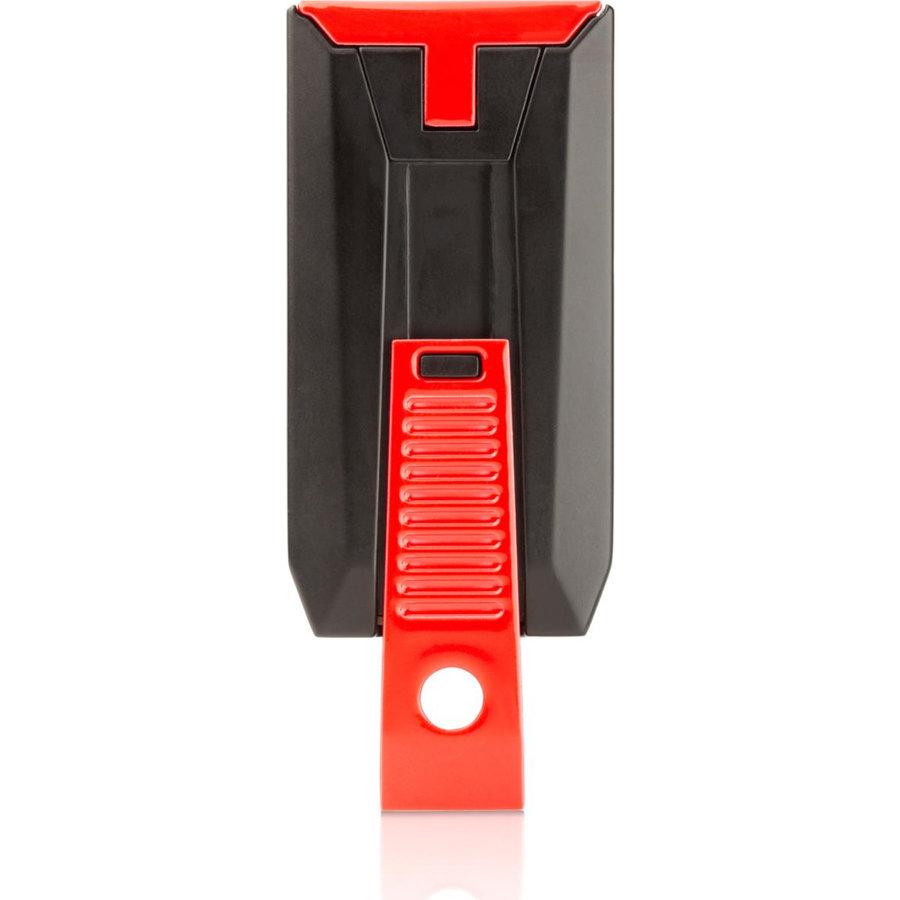 Lighter Colibri Slide Black/Red