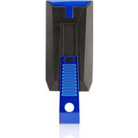 Lighter Colibri Slide Black/Blue