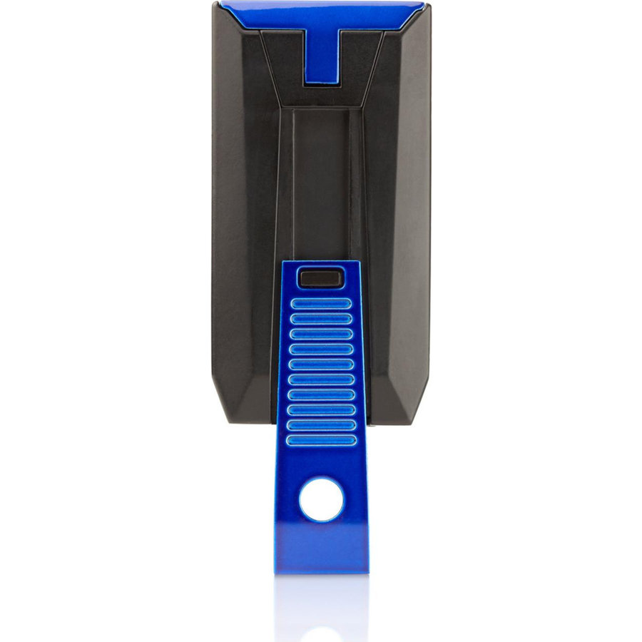 Aansteker Colibri Slide Black/Blue