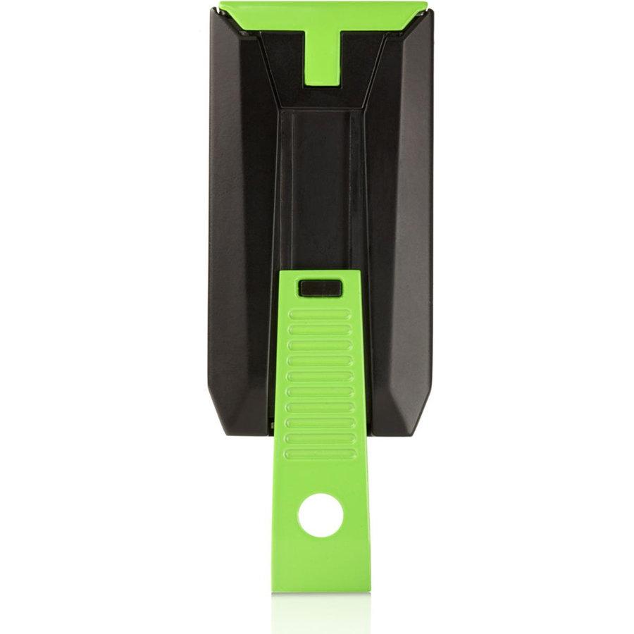 Aansteker Colibri Slide Black/Green