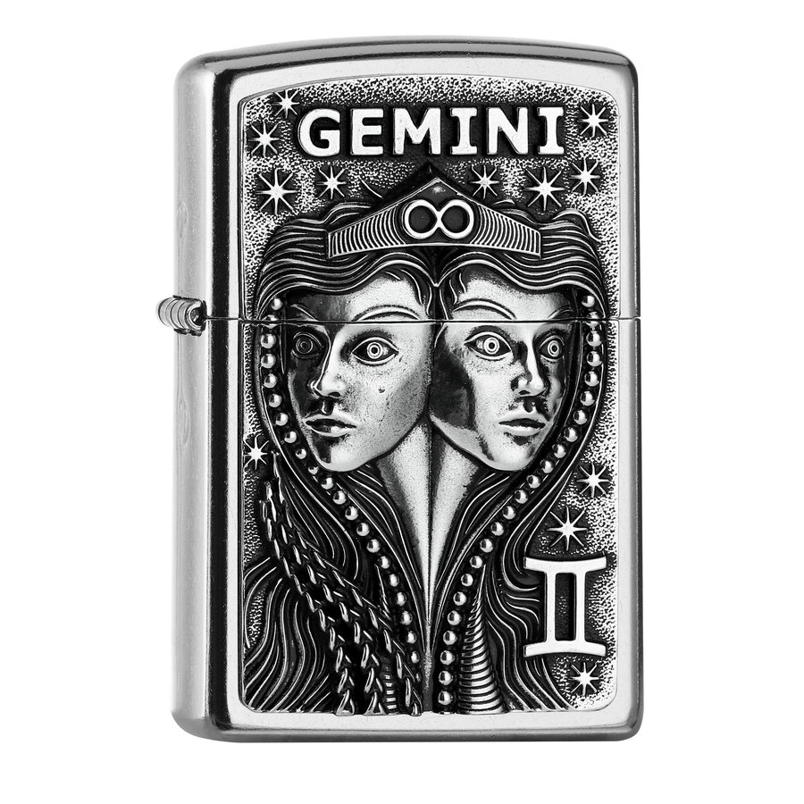 Lighter Zippo Gemini