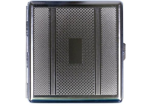 Cigarette Case Chrome Classic