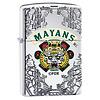 Zippo Aansteker Zippo Armor Case Mayans