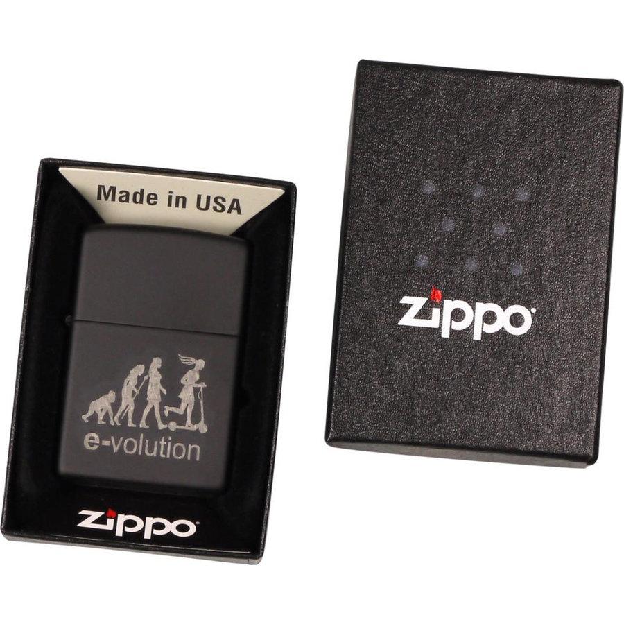 Aansteker Zippo E-volution