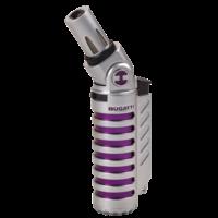 Lighter Bugatti Vulcan Chrome Satin Purple