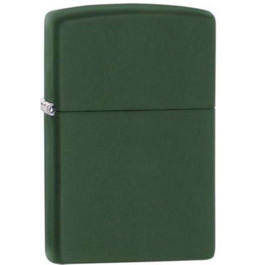 Lighter Zippo Green Matte