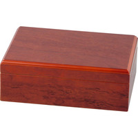 Rose Wood Humidor Gift Set