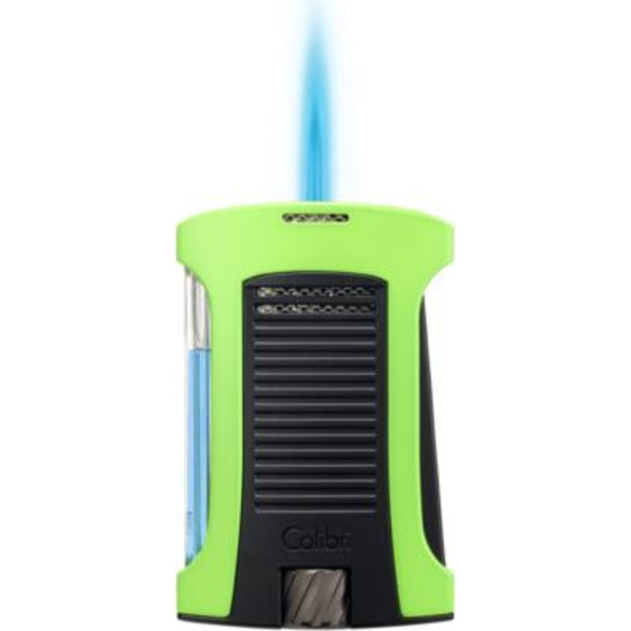 Aansteker Colibri Daytona Green/Black