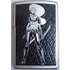 Zippo Lighter Zippo Sword Girl