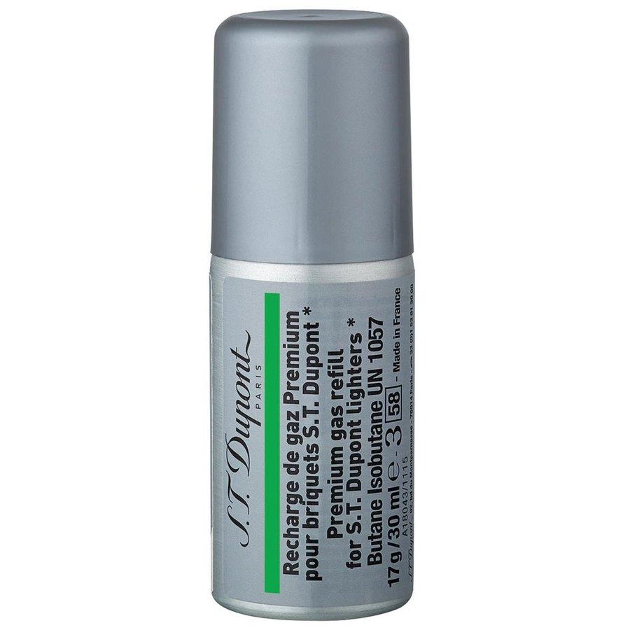 Lighter Gas Refill S.T. Dupont Green