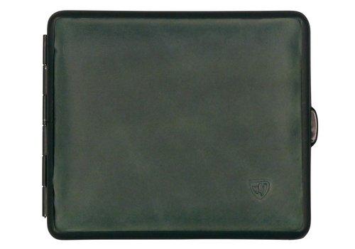 Sigarettenkoker Velours Leather Green