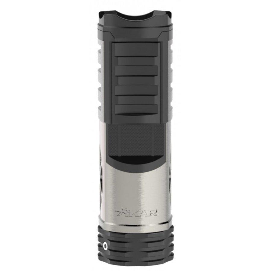 Aansteker Xikar Tactical 1 Gunmetal/Black