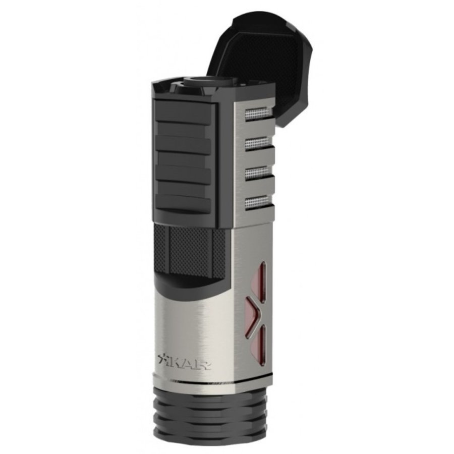 Aansteker Xikar Tactical 1 Gunmetal