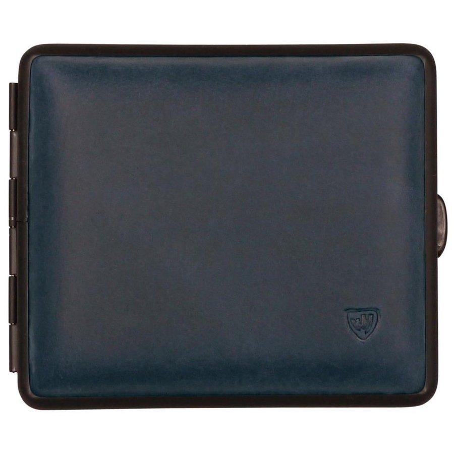 Sigarettenkoker Velours Leather Blue