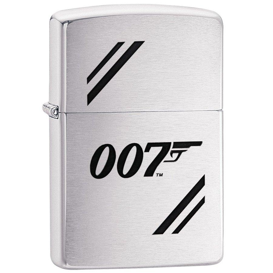 Aansteker Zippo 007 James Bond