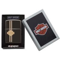 Lighter Zippo Harley Davidson Stripes
