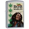 Zippo Lighter Zippo Bob Marley Leafs