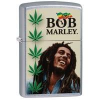 Aansteker Zippo Bob Marley Leafs