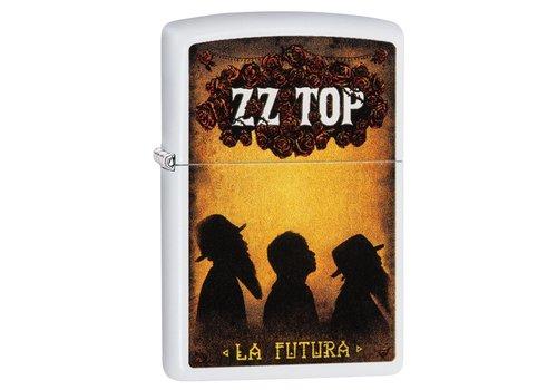 Aansteker Zippo ZZ Top La Futura