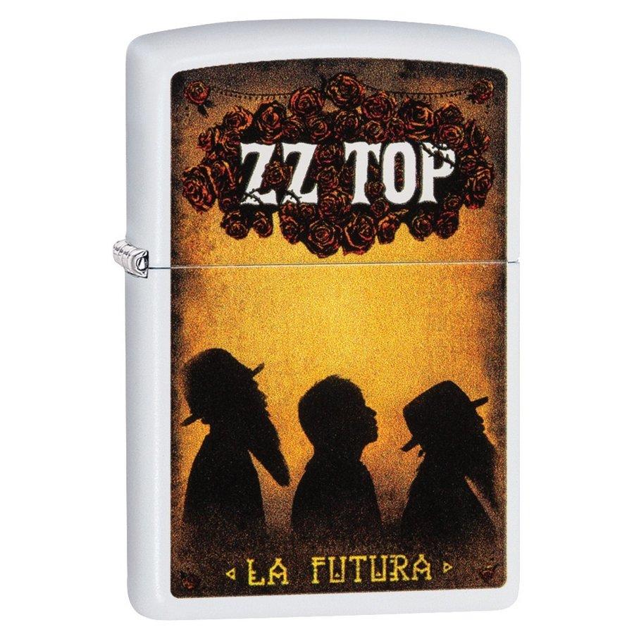 Lighter Zippo ZZ Top La Futura