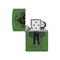Lighter Zippo Hiking - Spirit of Freedom