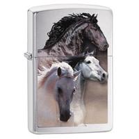 Aansteker Zippo Horses