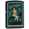 Zippo Lighter Zippo Cigar Girl