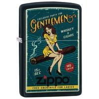Aansteker Zippo Cigar Girl