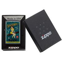 Lighter Zippo Cigar Girl