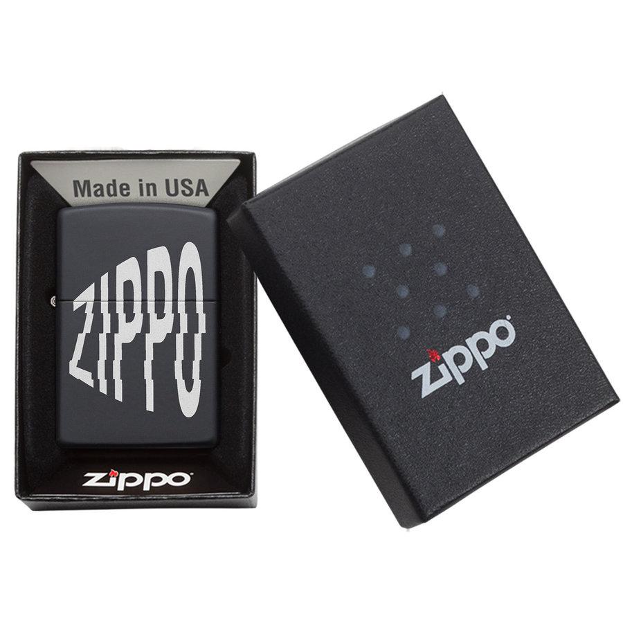 Aansteker Zippo Perspektive