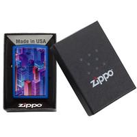 Aansteker Zippo Isometric City