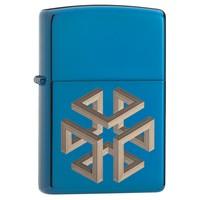 Lighter Zippo Isometric Box