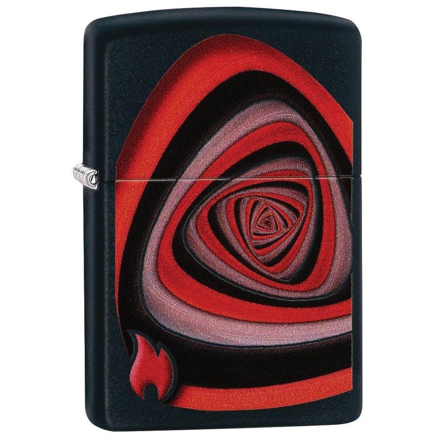 Lighter Zippo Vortex Design