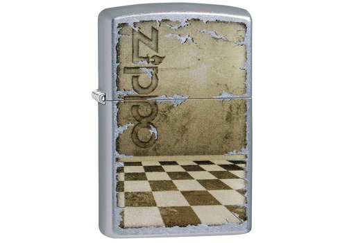 Lighter Zippo Chess Floor