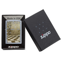 Lighter Zippo Chess Floor