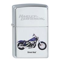 Lighter Zippo Harley Davidson Street Bob