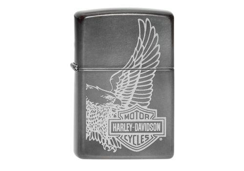 Lighter Zippo Harley Davidson Eagle