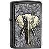 Zippo Lighter Zippo Elephant Tri-Color Emblem