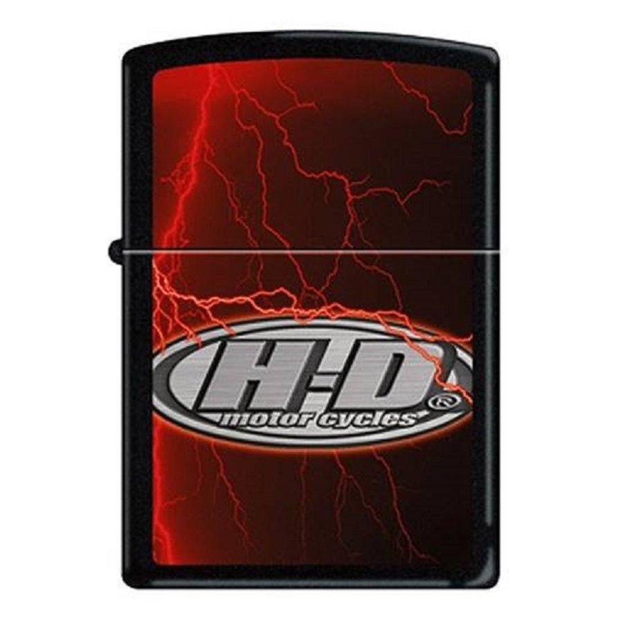 Aansteker Zippo Harley Davidson Lightning